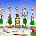 Improving Your Elf Esteem... by Will Bullas