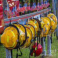 In Memory Of 19 Brave Firefighters  by Rene Triay Photography