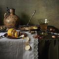 In Olive Tones  by Helen Tatulyan