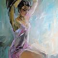In The Morning by Nelya Shenklyarska