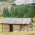 Independence Ghost Town by David Davis