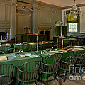 Independence Hall In Philadelphia by Olivier Le Queinec