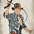 Indiana Jones - Harrison Ford by Ayse Deniz