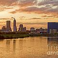 Indianapolis Sunrise by David Haskett