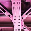 Industrial Metal Purple by Alexander Senin