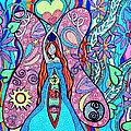 Inner Goddess by Kim Larocque