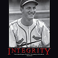 Integrity Stan Musial by Retro Images Archive