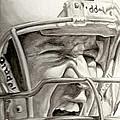 Intensity Peyton Manning by Tamir Barkan