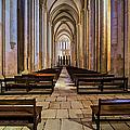 Interior of the Monastery da Batalha
