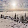 Inversion Sunset by Aaron Aldrich