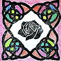 Irish Rose Print by Marita McVeigh