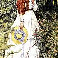 Is She Not Pure Gold My Mistress by Eleanor Fortescue Brickdale