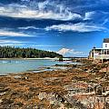 Isle Au Haut House by Adam Jewell