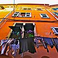 Italian Laundry by Mark Prescott Crannell