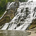 Ithaca Falls by Anthony Sacco
