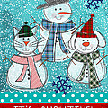 It's Snowtime by Linda Woods