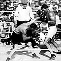 Jack Dempsey Fights Tommy Gibbons by Everett