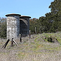 Jack London Ranch Silos 5d22146 by Wingsdomain Art and Photography