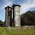 Jack London Ranch Silos 5d22161 by Wingsdomain Art and Photography