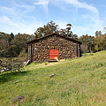 Jack London Stallion Barn 5d22100 by Wingsdomain Art and Photography