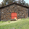 Jack London Stallion Barn 5d22101 by Wingsdomain Art and Photography