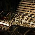 Jackson Square Bench by Brenda Bryant