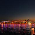 Jacksonville Acosta Bridge by Christine Till