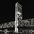 Jacksonville Florida Main Street Bridge by Christine Till