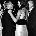 Jacqueline Kennedy Dancing by Retro Images Archive