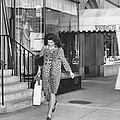 Jacqueline Kennedy In Leopard Print by Retro Images Archive