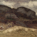 Jaguar Devouring Its Prey by Antoine Louis Barye