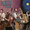 jazz festival in Paris by Guido Borelli