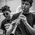 Jazz In The French Quarter by Andy Crawford