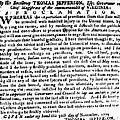 Jefferson: Embargo, 1779 by Granger