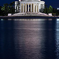 Jefferson Memorial Washington D C by Steve Gadomski