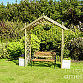 Jersey Garden Bench