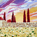 Jerusalem Prayers by Dawnstarstudios