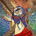 Jesus by Anthony Falbo