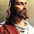 Jesus Christ by Munir Alawi