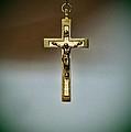 Jesus On The Cross 1 by Paul Ward
