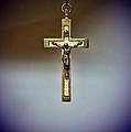 Jesus On The Cross 2 by Paul Ward