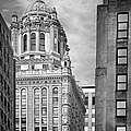 Jewelers' Building - 35 East Wacker Chicago by Christine Till