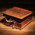 Jewellery Box by Keith Hawley