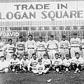 Logan Squares Semi-pro  by Retro Images Archive