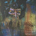 Jimi Hendrix by Vic  Mastis