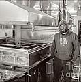 Jimmy At Mt Cube Sugar Farm by Edward Fielding