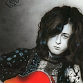 'jimmy Page' by Christian Chapman Art