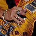 Joe Perry - Aerosmith by Don Olea