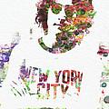 John Lennon 2 Print by Naxart Studio