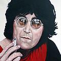 John Lennon by Tom Roderick